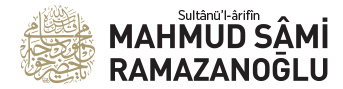 Mahmud Sami Ramazanoğlu Hazretleri